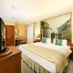 Отель Lindner Hotel Prague Castle Чехия, Прага - 2 отзыва об отеле, цены и фото номеров - забронировать отель Lindner Hotel Prague Castle онлайн комната для гостей фото 4