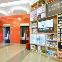 Отель Red Planet Aseana City, Manila банкомат