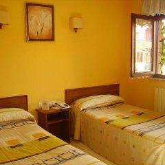 Отель La Ruta De Cabrales Кангас-де-Онис комната для гостей