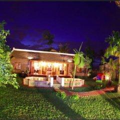 Отель An Bang Sunrise Beach Bungalow гостиничный бар
