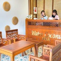 Отель Water Coconut Boutique Villas интерьер отеля фото 2