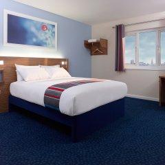 Отель Travelodge London Greenwich High Road Великобритания, Лондон - отзывы, цены и фото номеров - забронировать отель Travelodge London Greenwich High Road онлайн комната для гостей фото 2