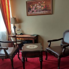 Отель Conviva Литва, Паневежис - отзывы, цены и фото номеров - забронировать отель Conviva онлайн удобства в номере