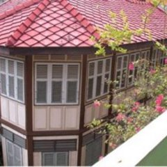 Отель Phra Arthit Mansion Таиланд, Бангкок - отзывы, цены и фото номеров - забронировать отель Phra Arthit Mansion онлайн балкон