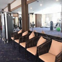 Muong Thanh Luxury Vien Trieu Hotel Нячанг гостиничный бар