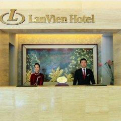 Lan Vien Hotel интерьер отеля фото 3