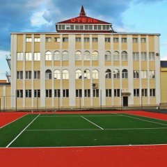 Гостиница Voyage Мезонин спортивное сооружение
