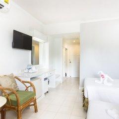 Отель Krabi Royal Hotel Таиланд, Краби - отзывы, цены и фото номеров - забронировать отель Krabi Royal Hotel онлайн комната для гостей фото 3