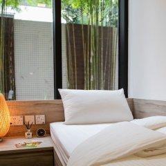 Отель JetQuay Suites Сингапур комната для гостей фото 4