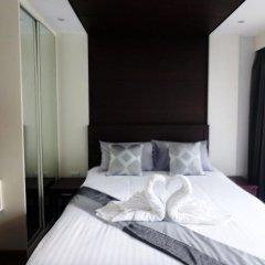 Отель Baan Bangsaray Condo Банг-Саре комната для гостей фото 3