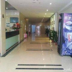 Отель Loft Inn Xihe Passenger Transportation Center интерьер отеля