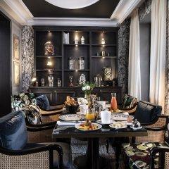 Отель и Спа Le Damantin Париж питание