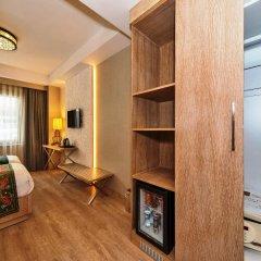 Aybar Hotel Турция, Стамбул - 11 отзывов об отеле, цены и фото номеров - забронировать отель Aybar Hotel онлайн сейф в номере