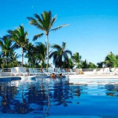 Отель Faro Mazatlan Beach Resort бассейн