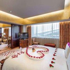Отель Pullman Guangzhou Baiyun Airport комната для гостей фото 4