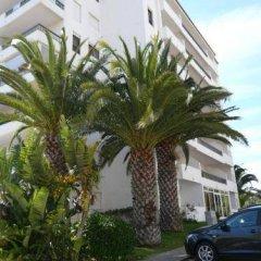Отель Interpass Clube Praia Vau парковка