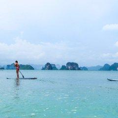 Отель Ani Villas Thailand Пхукет приотельная территория