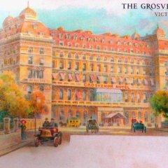 Отель Amba Hotel Grosvenor Великобритания, Лондон - 1 отзыв об отеле, цены и фото номеров - забронировать отель Amba Hotel Grosvenor онлайн фото 3