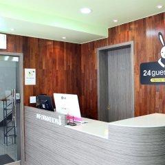 Отель 24 Guesthouse Myeongdong Center фитнесс-зал фото 2