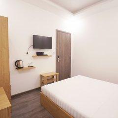 Pham Gia Hotel Далат сейф в номере