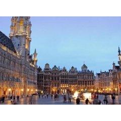 Отель Azimut Flathotel Aparthotel Бельгия, Брюссель - отзывы, цены и фото номеров - забронировать отель Azimut Flathotel Aparthotel онлайн фото 18