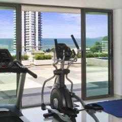 Отель Laguna Bay Паттайя фитнесс-зал фото 2