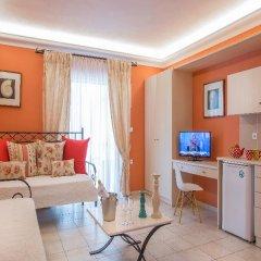 Отель Oasis Beach Hotel Греция, Агистри - отзывы, цены и фото номеров - забронировать отель Oasis Beach Hotel онлайн комната для гостей фото 4
