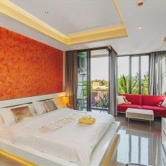 Отель Condo in Nai Harn in ReLife 15 132 301 Пхукет комната для гостей