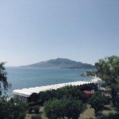 Отель Lambros Греция, Закинф - отзывы, цены и фото номеров - забронировать отель Lambros онлайн приотельная территория