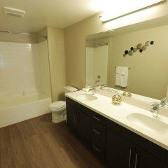 Отель DTLA Grand Residences США, Лос-Анджелес - отзывы, цены и фото номеров - забронировать отель DTLA Grand Residences онлайн ванная