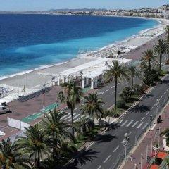 Отель Le France пляж
