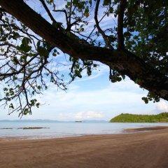 Отель Villa Padma пляж