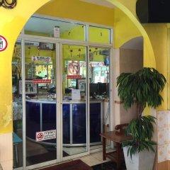 Отель Puphaya Budget 122 Паттайя банкомат