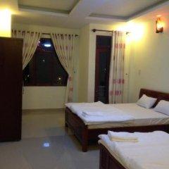 Отель Huong Mai Glamorous Homestay Далат сейф в номере
