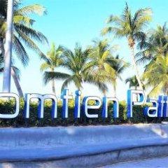 Отель Jomtien Beach Condominium Паттайя пляж