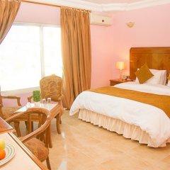 Отель Al Anbat Midtown 3 Иордания, Вади-Муса - отзывы, цены и фото номеров - забронировать отель Al Anbat Midtown 3 онлайн комната для гостей фото 4