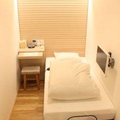 Отель Executive Spa & Capsule WELLBE Fukuoka - Caters to Men Хаката ванная