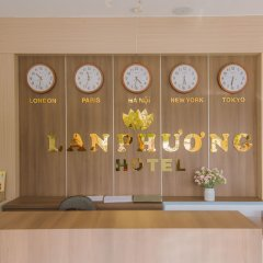 Lan Phuong Hotel Далат спа