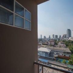 U Sabai Hotel Бангкок балкон