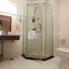 GreenTree Inn Suzhou Kunshan Hill Qiandeng Hotel ванная фото 2