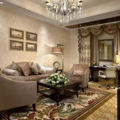 Suzhou YangCheng Garden Hotel комната для гостей фото 2