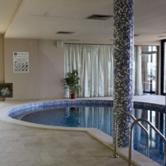 Отель Regina Maria Design Hotel & SPA Болгария, Балчик - отзывы, цены и фото номеров - забронировать отель Regina Maria Design Hotel & SPA онлайн бассейн фото 3
