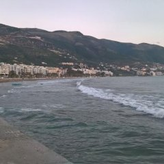 Haris Hotel пляж