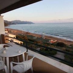 Отель Corfu Glyfada Menigos Resort балкон фото 2