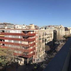Апартаменты Fisa Rentals Les Corts Apartments балкон