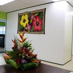 Отель Mahana Lodge Hostel & Backpacker Французская Полинезия, Папеэте - отзывы, цены и фото номеров - забронировать отель Mahana Lodge Hostel & Backpacker онлайн интерьер отеля фото 3
