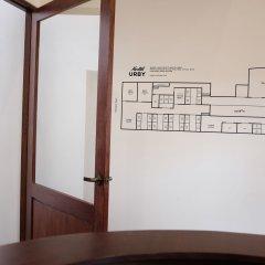 Hostel Urby удобства в номере фото 2