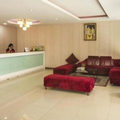 Отель Sultan Royal Bombay интерьер отеля
