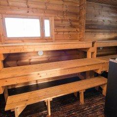 Отель Vestvatn - Arctic Cabins сауна