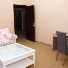 Гостиница Николаевский комната для гостей фото 5